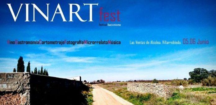 Vino y arte se unen en el próximo festival VinartFest en Las Ventas de Alcolea en Villarrobledo